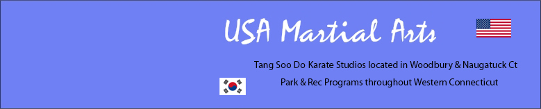 USA Martial Arts Woodbury and Naugatuck Ct