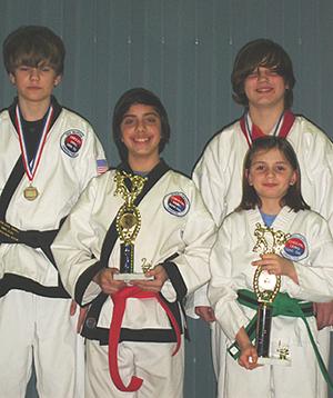 Middlebury Tournament Winners