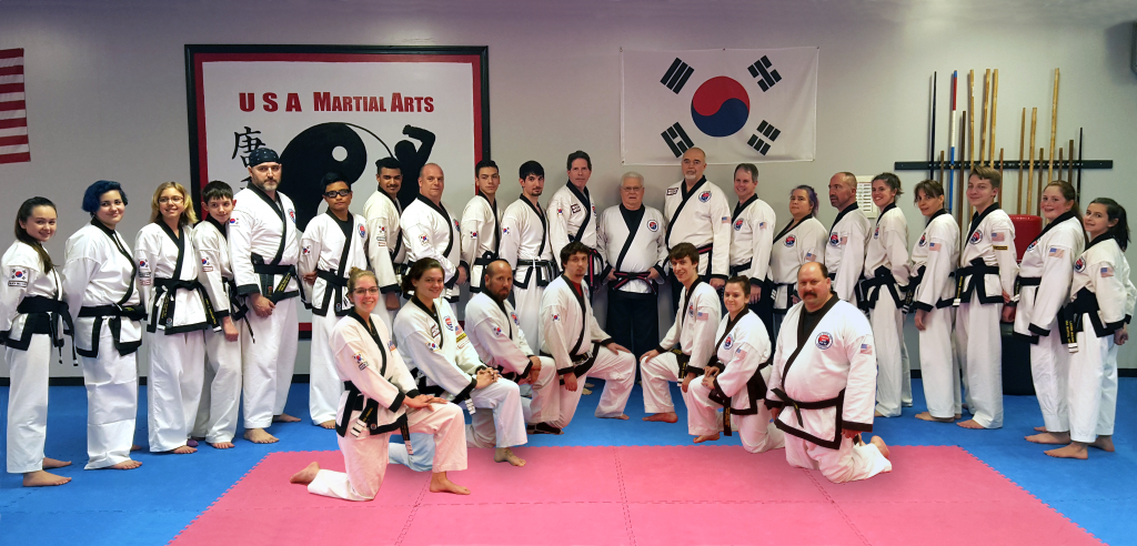 Naugatuck Black Belts (2016)